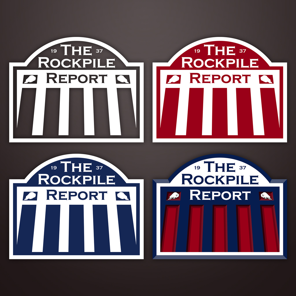 The Rockpile Report Logo